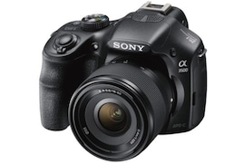 Sony ILCE 3500J 20.1MP DSLR Camera