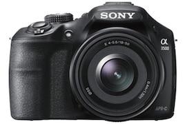 Sony ILCE 3500J 20.1MP DSLR Camera