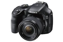 Sony ILCE 3500JY 20.1MP DSLR Camera