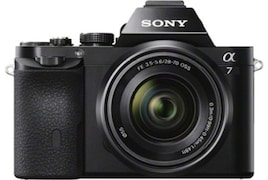 Sony ILCE 7K 24.3MP DSLR Camera