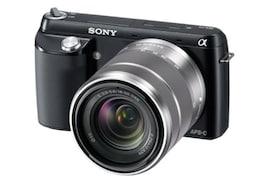 Sony NEX 3K 14.2MP DSLR Camera