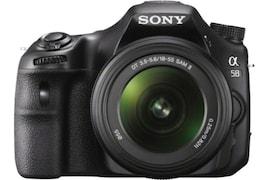Sony SLT A58K 20.1MP DSLR Camera