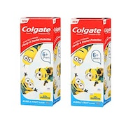 Colgate Cavity And Enamel Protection Toothpaste (80GM, Pack of 2)