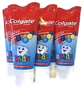 Colgate Cavity And Enamel Protection Toothpaste (99GM, Pack of 4)