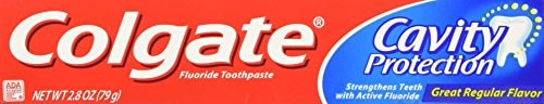 Colgate Cavity Protection Regular Flavor Toothpaste (79GM)