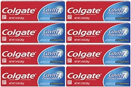 Colgate Cavity Protection Regular Flavor Toothpaste (28GM)
