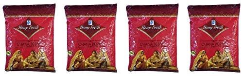 Home Fresh Chana Besan (500GM, Pack of 4)