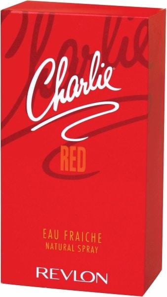 Revlon Charlie Red Natural Spray Edt (Red, 100ML)