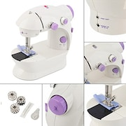 Mini Chillax Plus Electric Sewing Machine (White)
