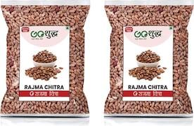 Goshudh Chithra Rajma (Red, 1.5KG)