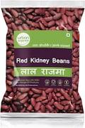 Urban Organic Chithra Rajma (Red, 1KG)