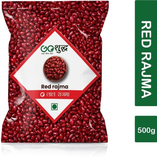 Goshudh Chithra Rajma (Red, 500GM)