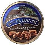 Royal Dansk Chocolate Chip Cookies (400GM)