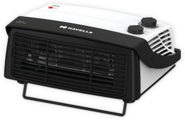 Havells Cista Fan Room Heater (Black)