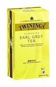 Twinings Classics Earl Grey Tea (200GM, 100 Pieces)