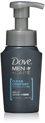 Dove Clean Comfort Foam Face Wash (130ML)