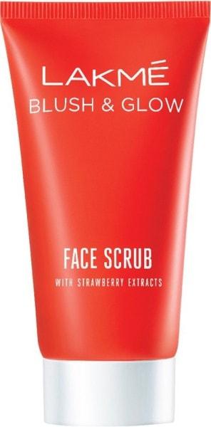 Lakme Clean Up Nourishing Glow Face Scrub (50GM)