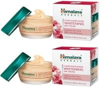 Himalaya Clear Complexion Whitening Day Cream (100GM)