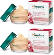 Himalaya Clear Complexion Whitening Dry Cream (50GM, Pack of 2)