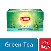 Lipton Clear Green Mint Burst Tea (25 Pieces)