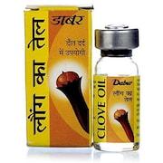 Dabur Clove Oil (2ML, Pack of 4)