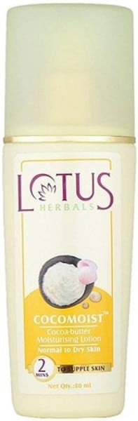 Lotus Herbals Cocomoist Moisturizing Lotion (170ML)