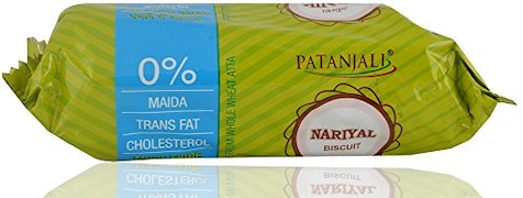 Patanjali Coconut Biscuits (100GM)