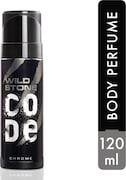 Wild Stone Code Chrome Perfume Body Spray (120ML)