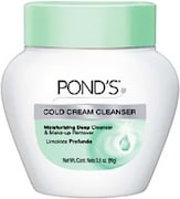 Ponds Cold Cream Moisturizing Deep Cleanser And Make-Up Remover (66GM)