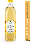 Erika Organics Cold Pressed Sunflower Oil (1LTR)