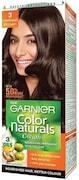 Garnier Color Naturals Nourshing Hair Color Cream (Brown, 35ML)