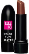 Elle 18 Color Pop Matte Lip Color (Brown)