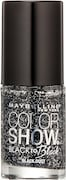 Maybelline Color Show Nail Paint (Black, 15ML)