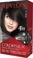 Revlon Colorsilk Hair Color (Black)