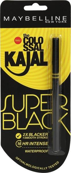 Maybelline Colossal Kajal (Black)
