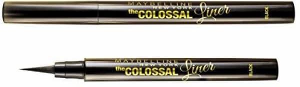 Maybelline Colossal Pen Liner (Black, 2ML)