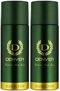 Denver Combo Body Spray (330ML, Pack of 2)