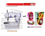 Sewing Innovations Compact Electric Sewing Machine (White)