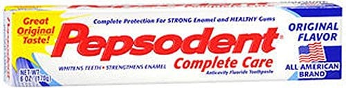 Pepsodent Complete Care Original Flavor Toothpaste (170GM)