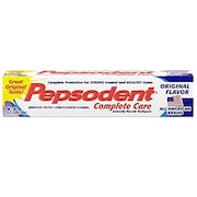 Pepsodent Complete Care Original Flavor Toothpaste (156GM, Pack of 2)