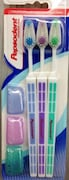 Pepsodent Complete Care Tooth Brush (Pack of 3)