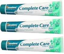 Himalaya Complete Care Toothpaste (100GM, Pack of 3)