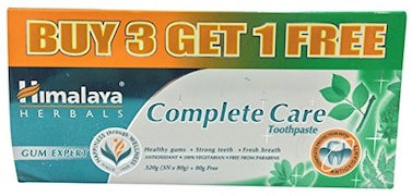 Himalaya Complete Care Toothpaste (320GM)