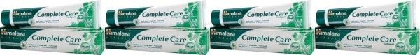 Himalaya Complete Care Toothpaste (80GM, Pack of 4)
