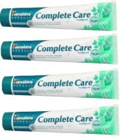 Himalaya Complete Care Toothpaste (100GM, Pack of 4)