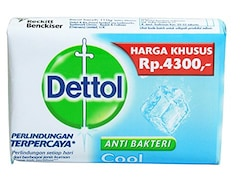 Dettol Cool Bar Soap (110GM)