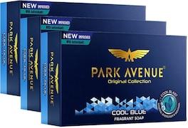 Park Avenue Cool Blue Soap (500GM, Pack of 3)