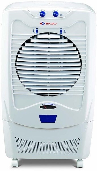 Bajaj Coolest Glacier DC 55 DLX Air Cooler (White, 54 L)