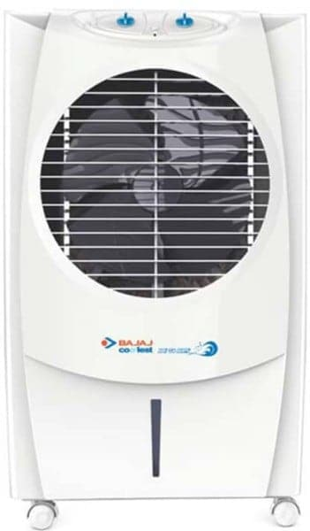 Bajaj Coolest Glacier DC 70 DLX Air Cooler (White, 70 L)