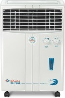 Bajaj Coolest PC 2014 Air Cooler (White, 20 L)